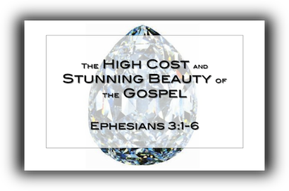 The High Cost and Stunning Beauty of the Gospel