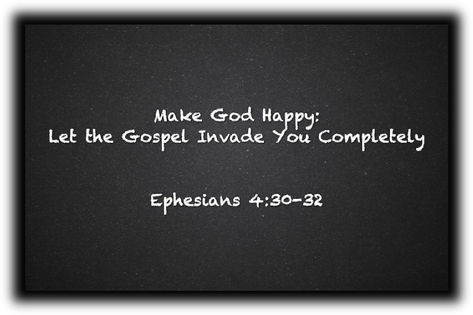 Make God Happy