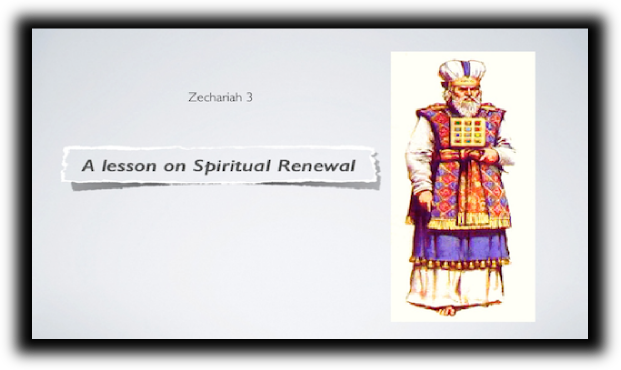 A Lesson on Spiritual Renewal