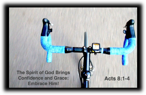 Embrace the Spirit of God