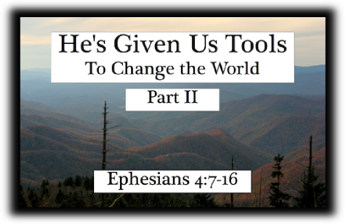 Tools for World Change
