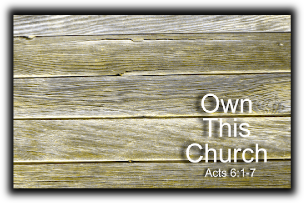 Own This Church