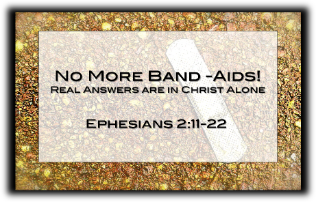 Real Answers Are in Christ Alone